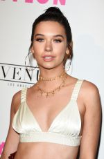 AMANDA STEELE at Nylon Young Hollywood May Issue Party in Los Angeles 05/02/2017