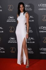 AMANDA WELLSH at L'Oreal 20th Anniversary Party at Cannes Film Festival 05/24/2017