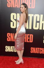AMBER STEVENS WEST at Snatched Premiere in Los Angeles 05/10/2017
