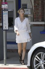 AMBER VALLETTA Out and About in Los Angeles 05/29/2017