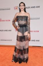 AMELIA HAMLIN at 24th Annual Race to Erase MS Gala in Beverly Hills 05/05/2017