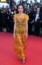 AMELLE CHAHBI at Okja Premiere at 70th Annual Cannes Film Festival 05/19/2017