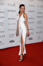 AMY JACKSON at Global Gift Gala at 70th Annual Cannes Film Festival 05/19/2017