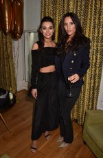 AMY JACKSON at Rosie Fortescue Jewellery Launch in London 05/10/2017