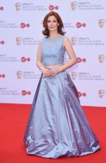 AMY NUTTALL at British Academy Television Awards in London 05/14/2017