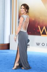 AMY PEMBERTON at Wonder Woman Premiere in Los Angeles 05/25/2017