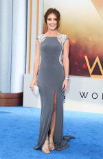 AMY PEMBERTON at Wonder Woman Premiere in Los Angeles 05/25/2017