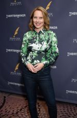 AMY RYAN at 2017 Drama Desk Nominees Reception in New York 05/10/2017