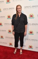 AMY SCHUMER at City Year Los Angeles Spring Break in Los Angeles 05/06/2017