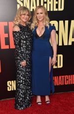 AMY SCHUMER at Snatched Premiere in Westwood 05/10/2017