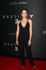 ANA DE ARMAS at Destiny 2 Premiere in Los Angeles 05/18/2017