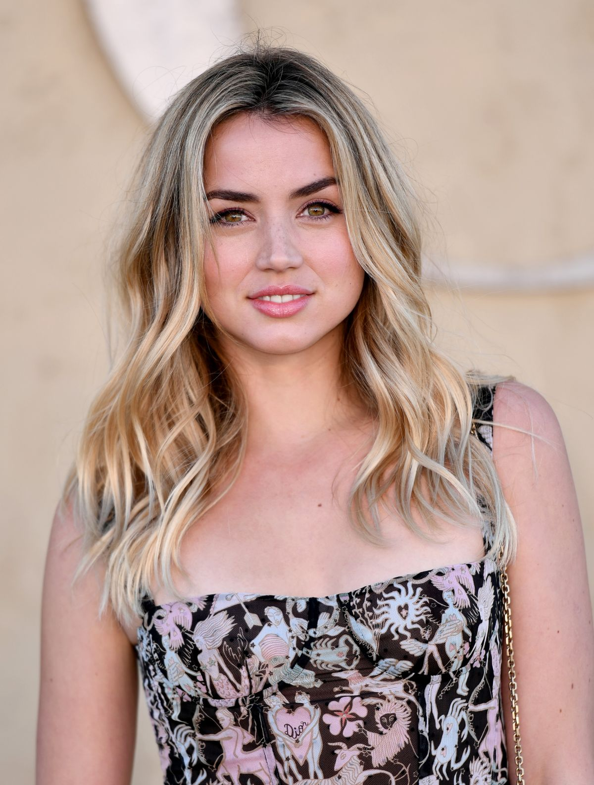 ANA DE ARMAS at Dior Cruise Collection 2018 Show in Los Angeles 05/11/2017