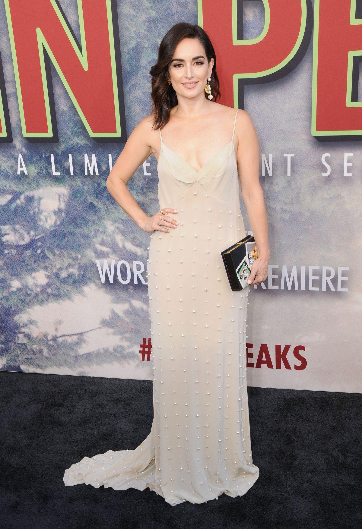 ANA DE LA REGUERA at Twin Peaks Premiere in Los Angeles 05/19/2017