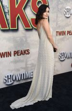 ANA DE LA REGUERA at Twin Peaks Premiere in Los Angeles 05/19/2017