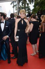 ANDREA OSVART at Loveless Premiere at 2017 Cannes Film Festival 05/18/2017