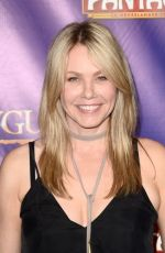 ANDREA ROTH at The Bodyguard Opening Night in Los Angeles 05/02/2017