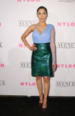ANDY ALLO at Nylon Young Hollywood May Issue Party in Los Angeles 05/02/2017
