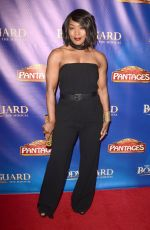 ANGELA BASSETT at The Bodyguard Opening Night in Los Angeles 05/02/2017