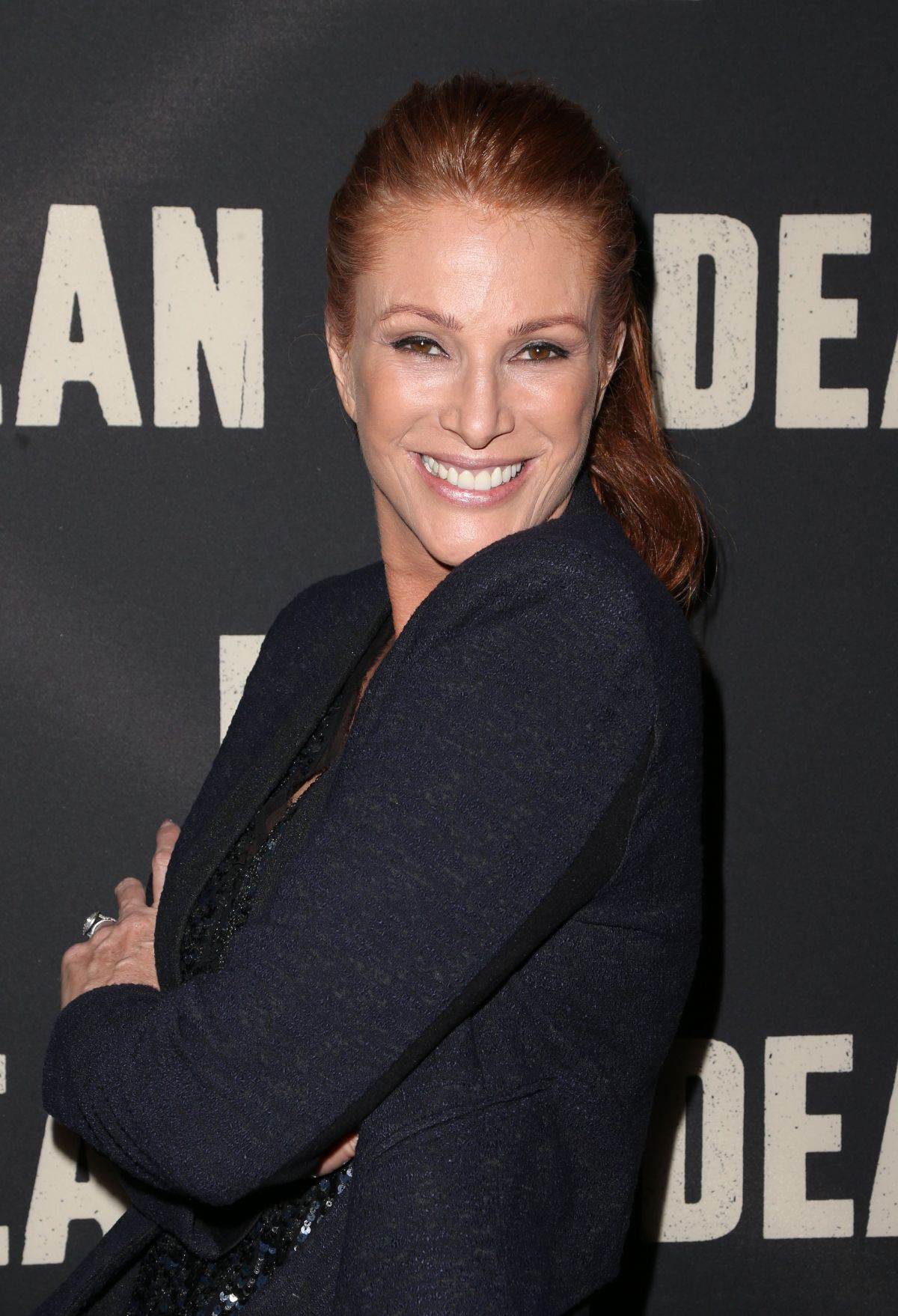Angie Everhart - DEAN Special Screening in Hollywood 05