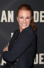 ANGIE EVERHART at Dean Screening in Los Angeles 05/24/2017