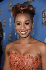ANIKA NONI ROSE at Everything, Everything Movie Screening in Los Angeles 05/06/2017