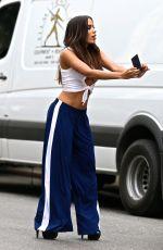 ANITTA Taking Selfie in Alphabet City in New Yotk 05/25/2017