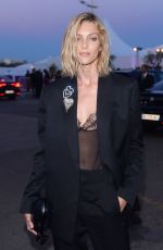 ANJA RUBIK Night Out in Cannes 05/20/2017