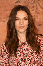 ANNA BREWSTER at Chanel Cruise 2017/2018 Collection Fashion Show in Paris 05/03/2017