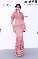 ANNA CLEVELAND at Amfar's 24th Cinema Against Gala at Cannes Film Festival 05/25/2017