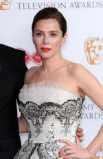 ANNA FRIEL at 2017 British Academy Television Awards in London 05/14/2017