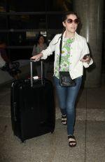 ANNA KENDRICK at Los Angeles International Airport 05/16/2017