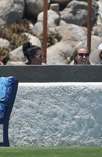 ANNA KENDRICK, BRITTANY SNOW and ANNA CAMP on Vacation in Los Cabos 05/14/2017
