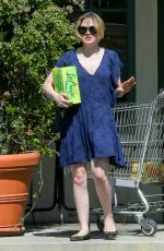 ANNA PAQUIN Out and About in Santa Barbara 05/28/2017