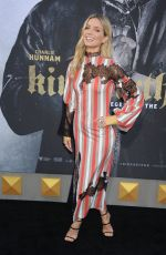 ANNABELLE WALLIS at King Arthur: Legend of the Sword Premiere in Hollywood 05/08/2017