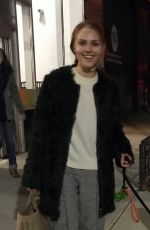 ANNASOPHIA ROBB Shopping at Whole Foods in New York 05/04/2017