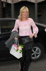 ANTHEA TURNER at Lizzie Cundy Birthday Party in London 05/02/2017