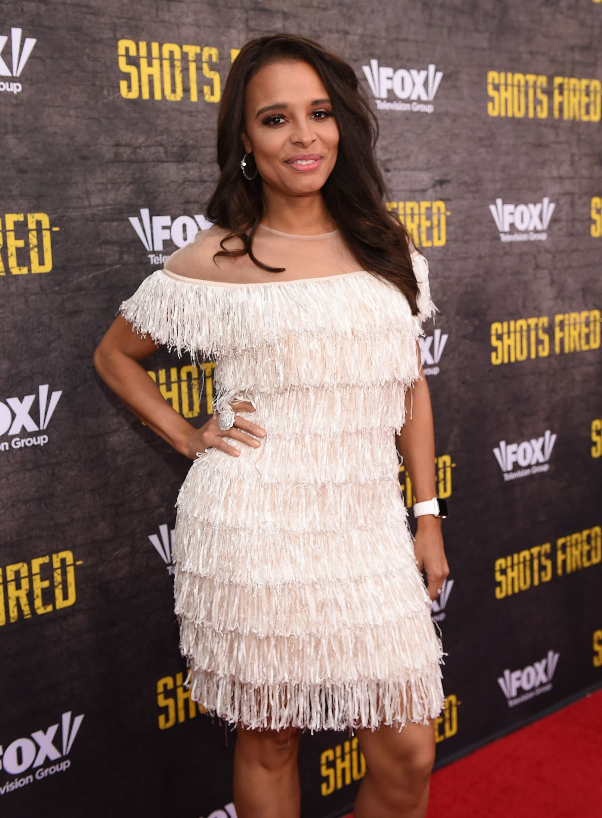 ANTONIQUE SMITH at Shots Fired Screening in Los Angeles 05/10/2017
