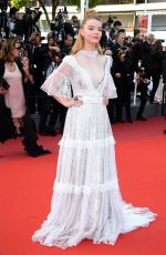 ANYA TAYLOR-JOY at The Meyerowitz Stories Premiere at 70th Annual Cannes Film Festival 05/21/2017
