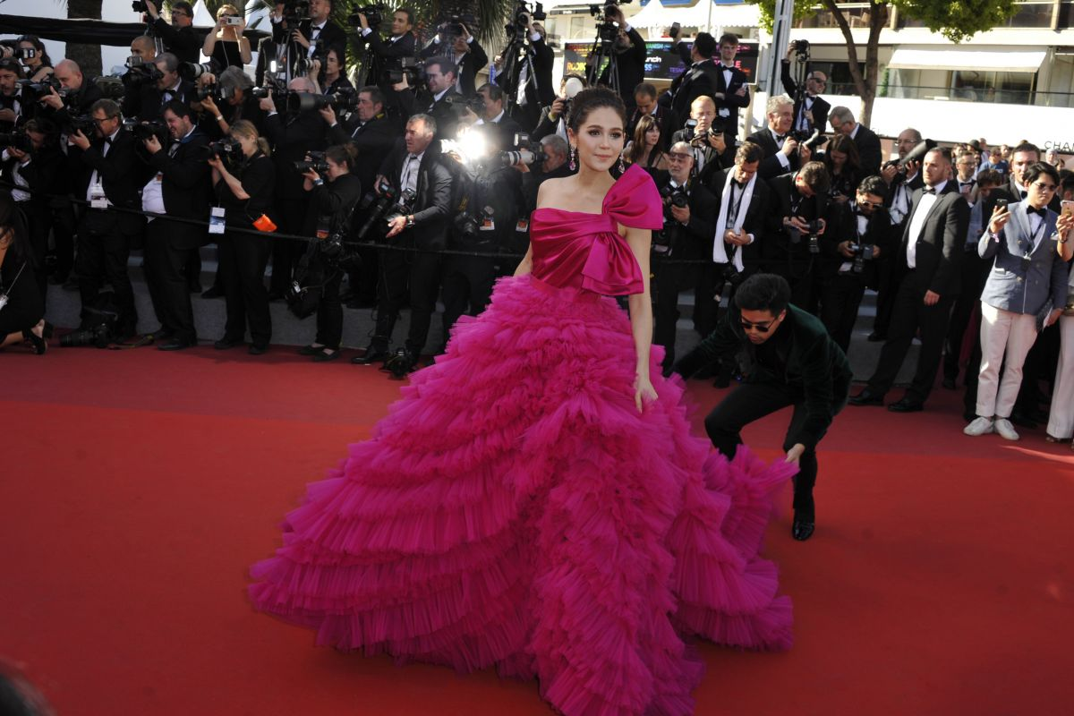 ARAYA A. HARGATE at 120 Beats Per Minute Premiere at 70th Annual Cannes Film Festival 05/20/2017