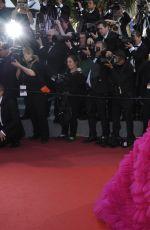 ARAYA A. HARGATE at 120 Beats Per Minute Premiere at 70th Annual Cannes Film Festival 05/20/2017