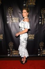 ARI GRAYNOR at 32nd Annual Lucille Lortel Awards in New York 05/07/2017