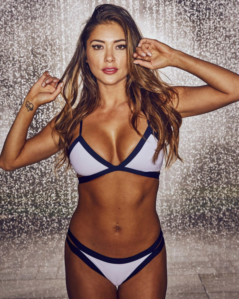 ARIANNY CELESTE for NY Post