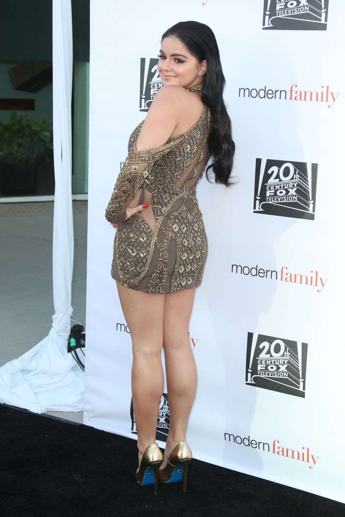 ARIEL WINTER at Modern Family Special Emmy Screening in ...