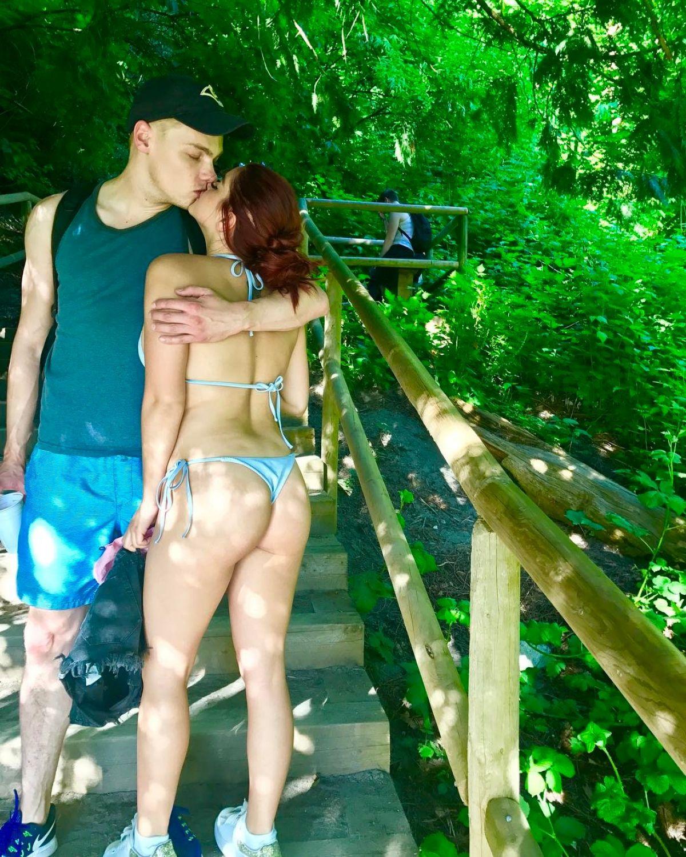 Speak Family sexy ass in bikini remarkable