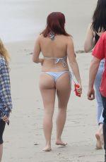 ARIEL WINTER in Bikini on the Beach in Malibu 05/29/2017