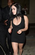 ARIEL WINTER in Tight Dress at Catch LA in West Hollywood 05/11/2017