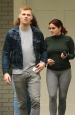 ARIEL WINTER Out and About in Sherman Oaks 05/25/2017