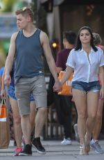 ARIEL WINTER Out and About in Studio City 05/02/2017