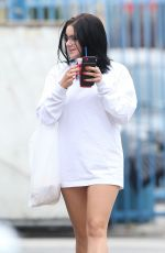 ARIEL WINTER Out House Hunting in Los Angeles 05/10/2017