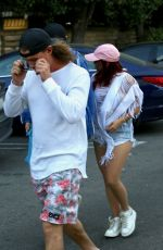 ARIEL WINTER Shopping at Whole Foods in Studio City 05/29/2017
